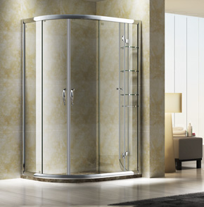 81S22-4扇形推拉淋浴房