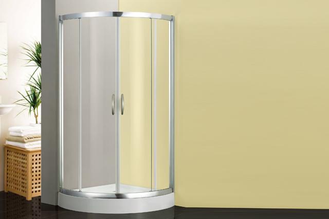 打造干湿分区浴室 淋浴房选购
