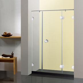 65P21屏风平开门淋浴房