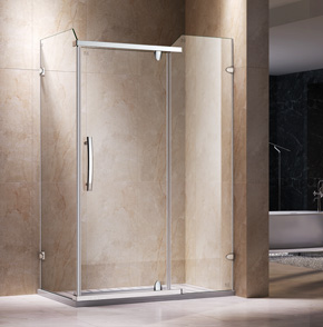 62L21方形平开门淋浴房
