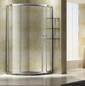 81C12-1全弧形推拉淋浴房