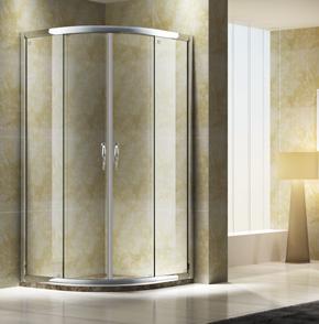 81S22扇形推拉淋浴房